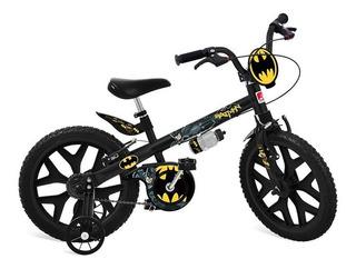 Bicicleta Infantil Aro 16 Bandeirante Batman 2363