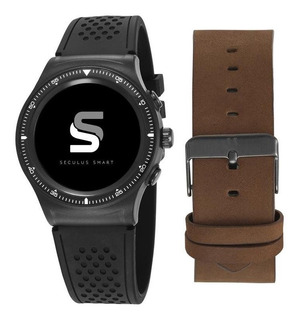 Relógio Seculus Smartwatch Troca Pulseira 79000gpsvpw2