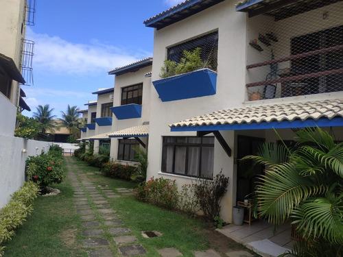 Village Duplex, 3/4 E Dependência, Piscina E Churrasqueira, Perto Da Praia. - Ca00066 - 69490584