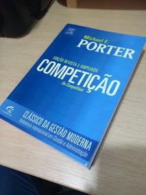Livro Competição Michael Porter - Campus Perfeito Estado