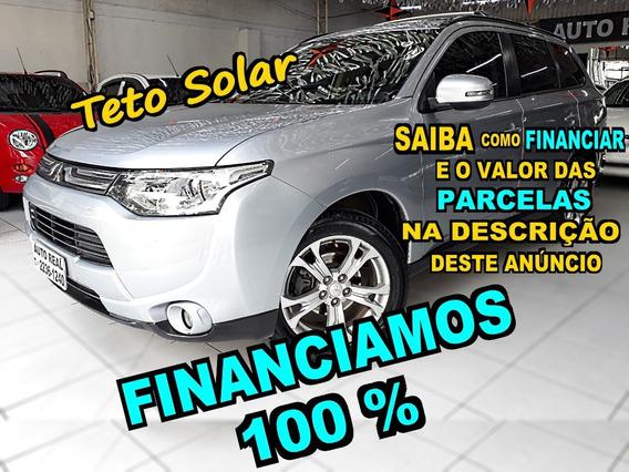 Mitsubishi Outlander 2.0 Automática Com Teto Solar