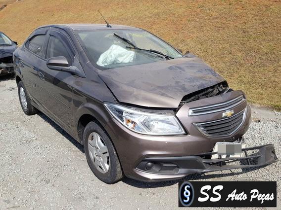 Sucata Chevrolet Prisma 2013 - Somente Retirar Peças