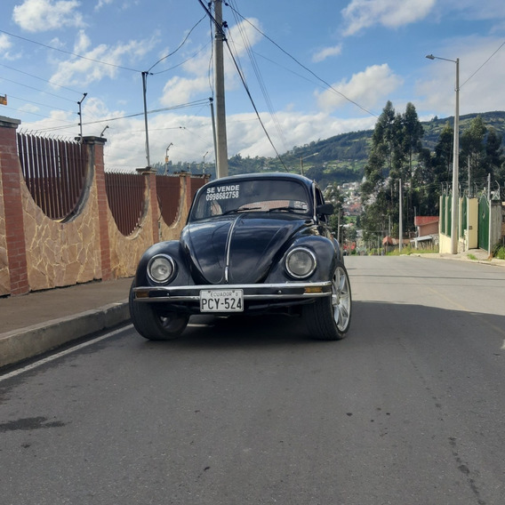 Volkswagen Escarabajo Mexicano