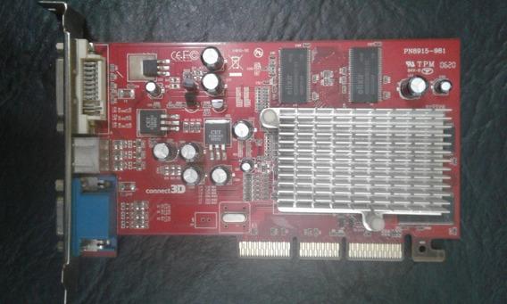 Placa De Video Radeon 9250 Agp