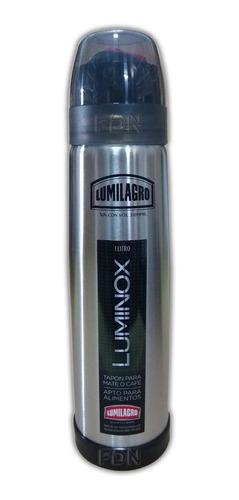 Termo Lumilagro Acero Inoxidable Luminox 1 Lt - Fdn