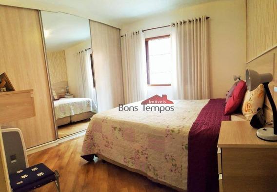 Casa Com 2 Dormitórios À Venda, 150 M² Por R$ 595.000 - Vila Granada - São Paulo/sp - Ca0394