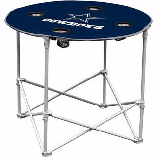 Mesa Portatil Plegable Nfl Original Dallas Cowboys