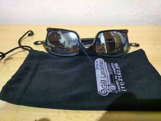 Oculos Masculino Polarized + Bousa Para Colocar O Oculos.