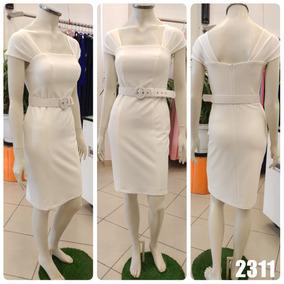 ffeaabe90 Vestido Branco Com Cinto Dourado Adolescente - Vestidos com o ...