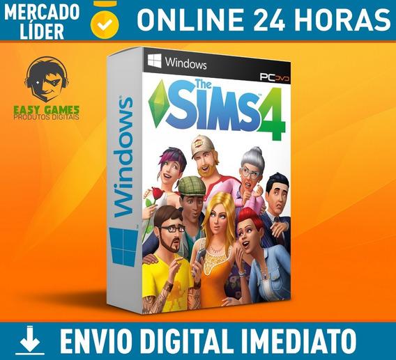 The Sims 4 2019 Completo + Todas As Expansões Digital Br