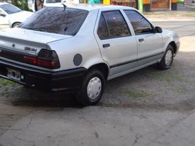 Renault R 19 1.9 Diesel Gris Plata 1998