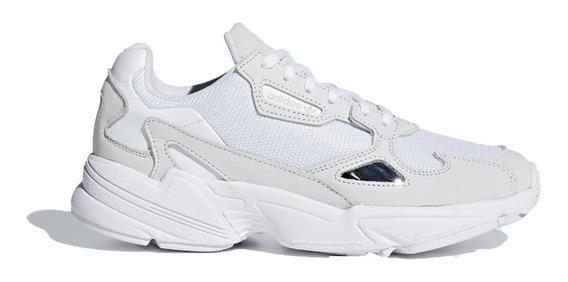 adidas Original Zapatillas Lifestyle Mujer Falcon Beige Fkr
