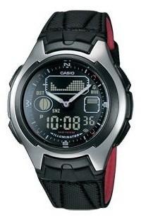 160 Malla Casio Oficial Reloj Para 161w Aq 162 Agente gYbf76y