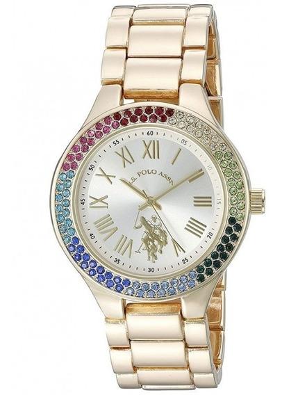 Reloj De Mujer Ralph Lauren Polo Arcoíris