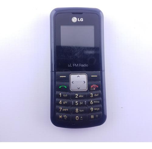 Celular LG Kp106b - Desbloqueado #31