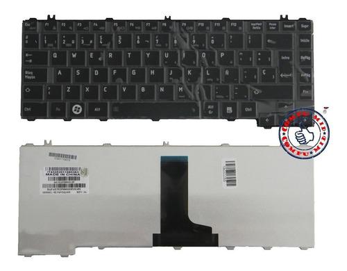 Teclado Toshiba C645 L645 L645d C645d L630 Negro Español