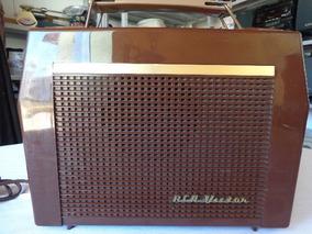 Radio Valvulado Portátil Marca Rca Victor, Modeloc 3-bx-51
