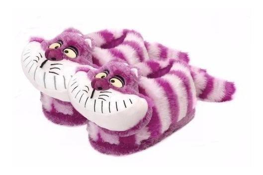 Pantufa Ricsen Alice No País Das Maravilhas Gato De Cheshire