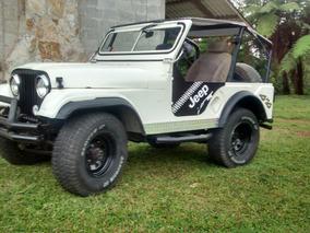 Jeep Cj5 1962