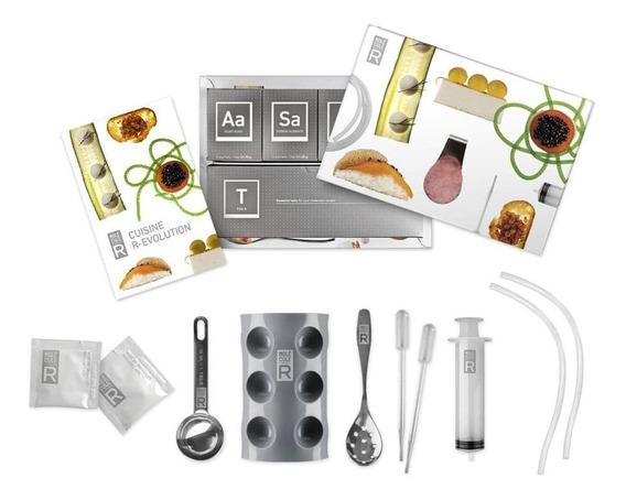 Cuisine R-evolution Kit De Gastronomía Molecular Tendence