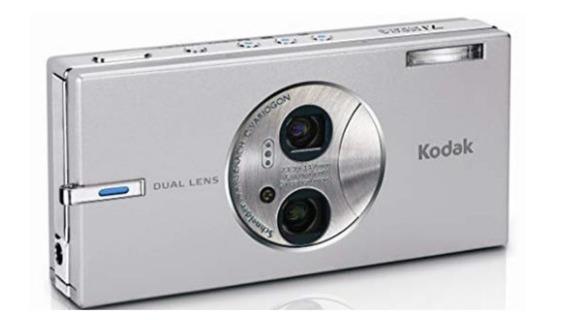 Camara Kodak Easy Share V705