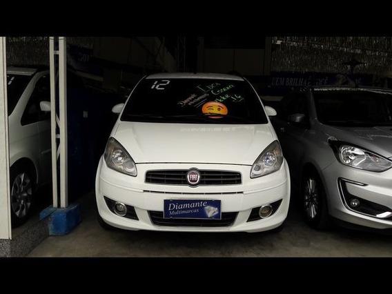 Fiat Idea 1.6 Mpi Essence 16v 2012