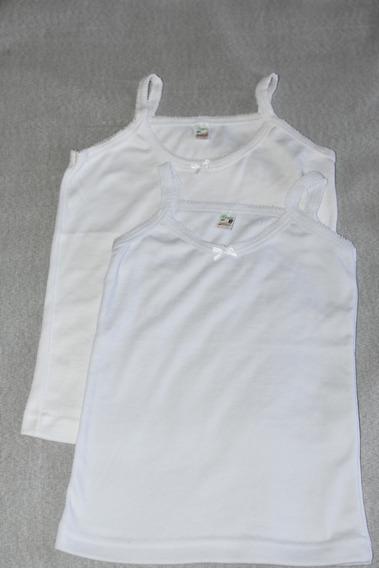 Camiseta Interior Para Niño Y Niña Por Docena
