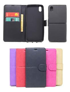 Capa Estilo Carteira Xiaomi Redmi 7a Flip Case Capinha