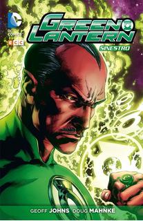 Ecc - Batman - Sandman - Green Lantern - Sinestro - Flash
