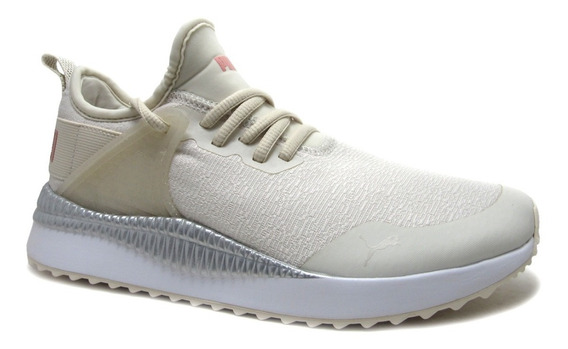 Zapatillas Puma Pacer Next Cage Wns Glitter Para Mujer