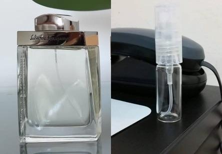Amostra Decant Perfume Salvatore Ferragamo Pour Homme - 5ml