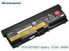 Genuine Original Lenovo 9cell Battery Thinkpad T410 T510 42t