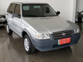 Fiat Uno 1.0 Mpi Mille Way Economy 8v Flex 4p Manual