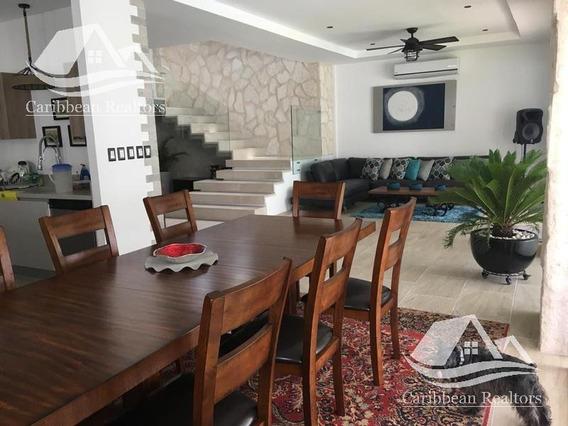 Casa En Venta En Lagos Del Sol Cancún