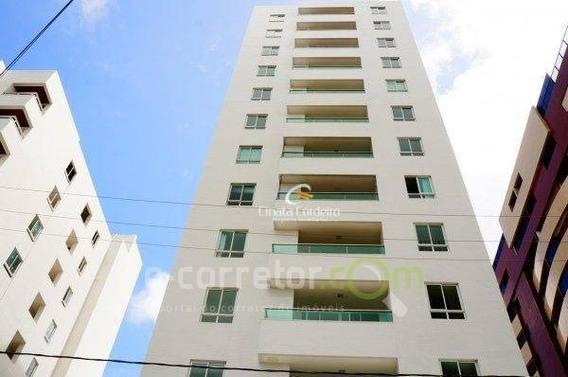 Apartamento Residencial À Venda, Cabo Branco, João Pessoa. - Ap0460