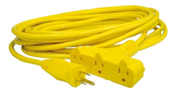 Extension Electrica Triple Tipo Abanico De Surtek Urr136050