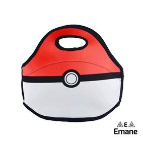 Bolsa Térmica Geek Nerd Pokemon