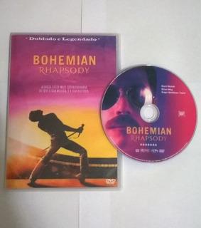 Dvd Bohemian Rhapsody - Dublado E Legendado