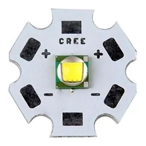 Led Cree Xm-l T6 10w 6000 7000 K