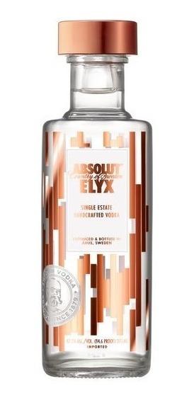 Absolut Elyx Vodka Sueca - 375ml
