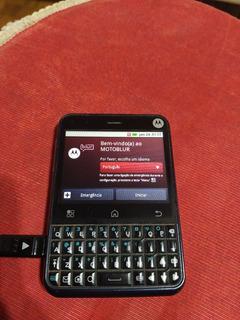 Motorola Mb502 Charm Completo Funcionando Com Micro Sd 2gb