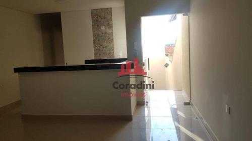 Imagem 1 de 15 de Casa Com 2 Dormitórios À Venda, 122 M² Por R$ 320.000,00 - Jardim São Camilo - Santa Bárbara D'oeste/sp - Ca2512