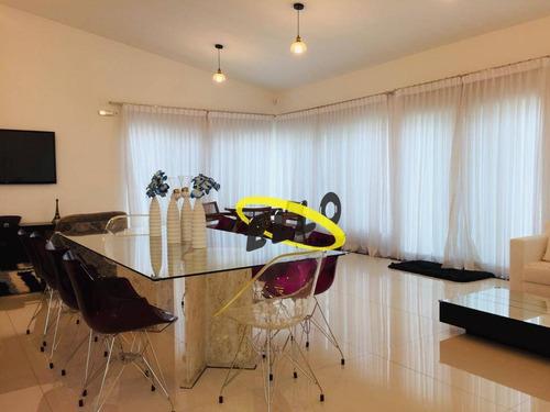 Imagem 1 de 30 de Casa Com 4 Dormitórios À Venda, 348 M² Por R$ 1.698.000,00 - Granja Viana  Parque Dom Henrique Iii - Cotia/sp - Ca4985