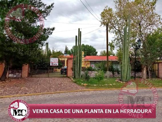 Casa En Venta En El Campestre La Herradura, Al Norte De Ags