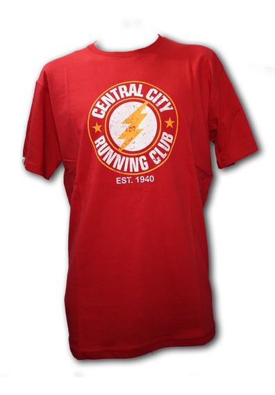 Remera, Dc, Flash Central City Accoriginals