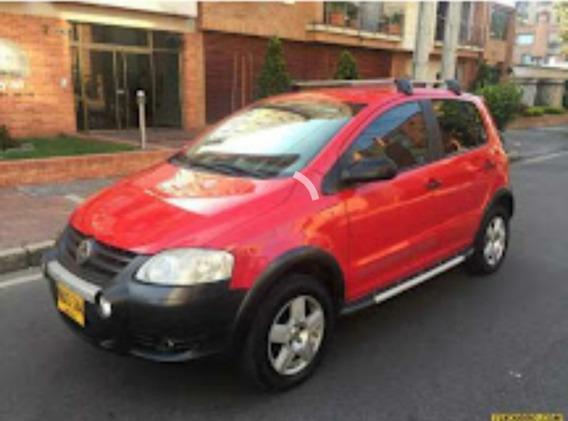 Volkswagen Crossfox 1.6 2008