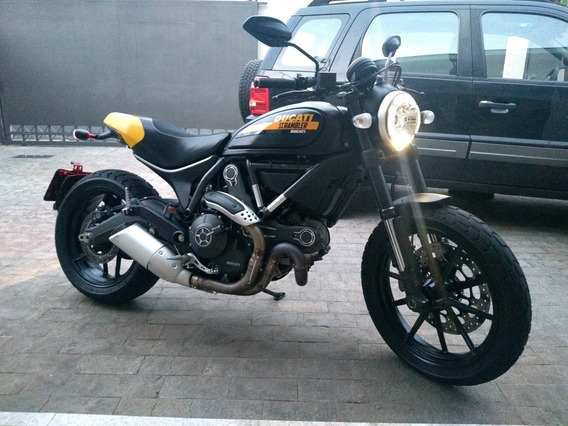 Ducati Scrambler Fthrottle