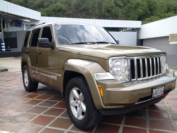 Jeep Cherokee Limited 4x4 2009 7.500us