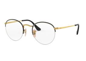 c638cbbca Oculos De Grau Feminino Ray Ban Redondo - Óculos Armações no Mercado ...