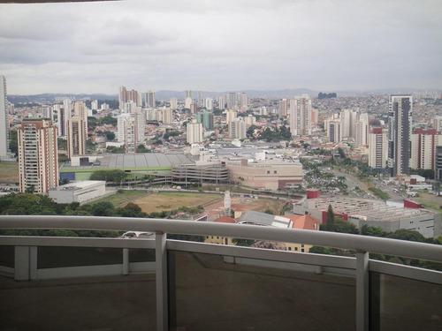 Cobertura Com 4 Dormitórios À Venda, 332 M² Por R$ 3.950.000,00 - Jardim Anália Franco - São Paulo/sp - Co0253